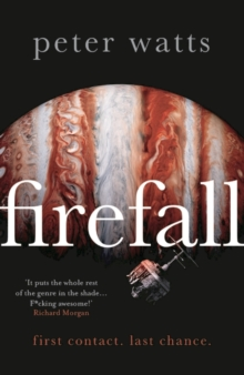 Firefall, Paperback Book