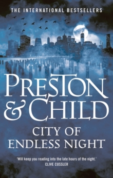 City of Endless Night, Hardback Book