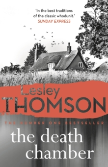 The Death Chamber : The new bestseller from the Sunday Times crime club pick, Paperback / softback Book