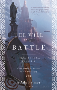 The Will to Battle, Paperback Book