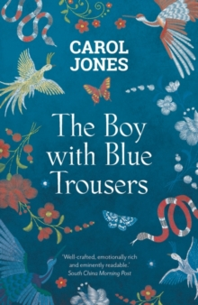 The Boy with Blue Trousers, Paperback / softback Book