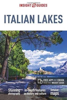 Insight Guides Italian Lakes (Travel Guide with free eBook), Paperback / softback Book