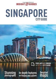 Insight Guides City Guide Singapore, Paperback Book