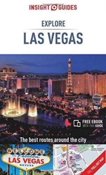 Insight Guides Explore Las Vegas, Paperback Book