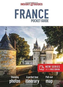 Insight Guides Pocket France, Paperback / softback Book