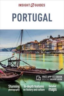 Insight Guides Portugal (Travel Guide with free eBook), Paperback / softback Book