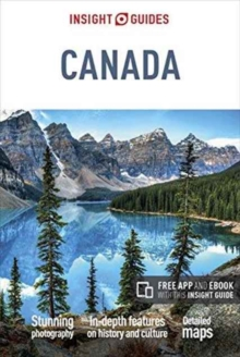 Insight Guides Canada - Canada Travel Guide, Paperback Book