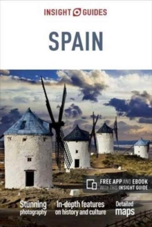 Insight Guides Spain, Paperback / softback Book