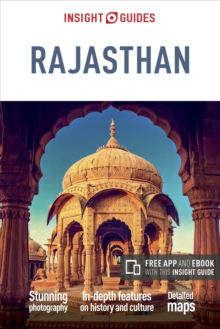 Insight Guides Rajasthan, Paperback / softback Book