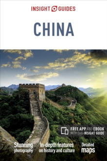 Insight Guides China (Travel Guide with free eBook), Paperback / softback Book