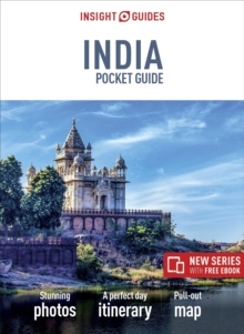 Insight Guides Pocket India (Travel Guide with free eBook), Paperback / softback Book