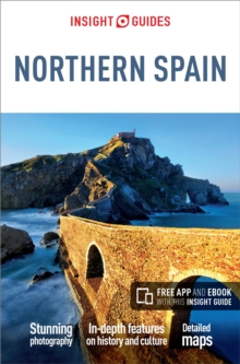 Insight Guides Northern Spain (Travel Guide with Free eBook), Paperback / softback Book