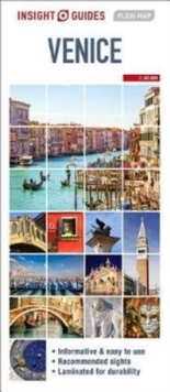 Insight Guides Flexi Map Venice, Sheet map Book