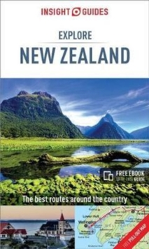 Insight Guides Explore New Zealand, Paperback Book