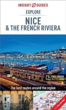 Insight Guides Explore Nice & French Riviera, Paperback / softback Book