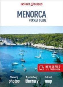 Insight Guides Pocket Menorca, Paperback / softback Book