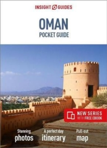 Insight Guides Pocket Oman, Paperback Book