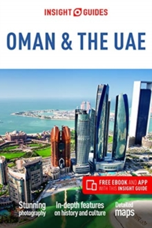 Insight Guides Oman & the UAE (Travel Guide with Free eBook), Paperback / softback Book