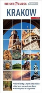 Insight Guides Flexi Map Krakow, Sheet map Book