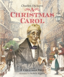 A Christmas Carol (Picture Hardback) : Abridged Edition for Younger Readers, Hardback Book