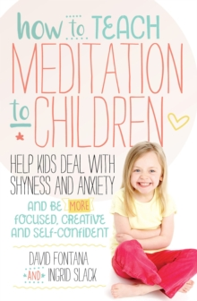How to Teach Meditation to Children, Paperback Book