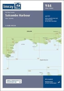 Imray Chart Y44 : Salcombe (Small Format), Sheet map, folded Book