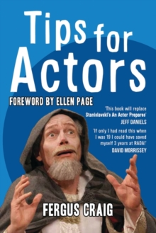 Tips for Actors, Paperback / softback Book