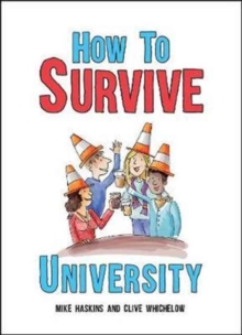 How to Survive University, Hardback Book