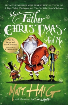Father Christmas and Me, Hardback Book