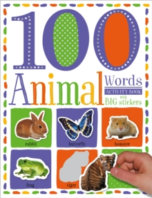 100 Animal Words, Paperback Book