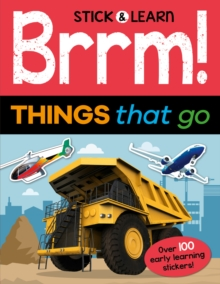 Brrm! Things that Go, Paperback / softback Book