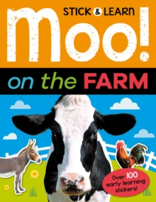 Moo! on the Farm, Paperback Book