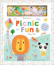 Tiny Town  Picnic Fun, Hardback Book