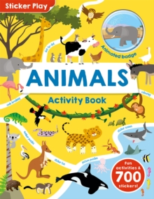 Sticke Animals, Paperback / softback Book
