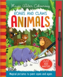 Roars and Claws - Animals, Hardback Book