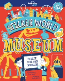 Sticker World - Museum, Paperback / softback Book