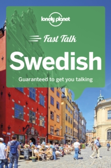 Lonely Planet Fast Talk Swedish, Paperback / softback Book