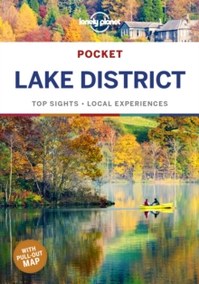 Lonely Planet Pocket Lake District, Paperback / softback Book