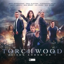 Torchwood - Aliens Among Us : Part 1 1, CD-Audio Book