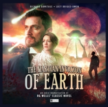 The Martian Invasion of Earth, CD-Audio Book