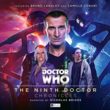Doctor Who - The Ninth Doctor Chronicles, CD-Audio Book