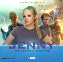 Jenny - The Doctor's Daughter, CD-Audio Book
