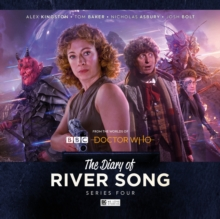 The Diary of River Song - Series 4, CD-Audio Book
