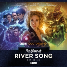 The Diary of River Song - Series 6, CD-Audio Book