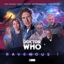 Doctor Who - Ravenous 1, CD-Audio Book