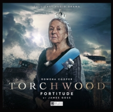 Torchwood #35 Fortitude, CD-Audio Book
