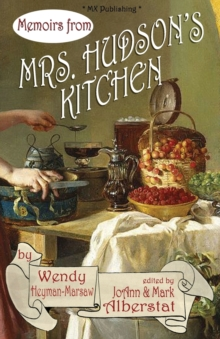 Memoirs from Mrs. Hudson's Kitchen, Paperback / softback Book