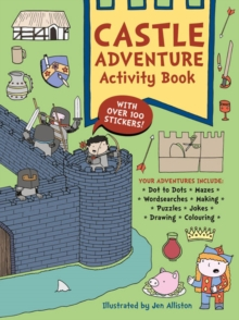 Castle Adventure Activity Book, Paperback / softback Book