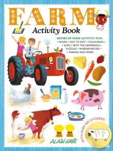 Farm Activity Book, Paperback / softback Book