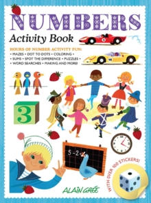 Numbers Activity Book, Paperback / softback Book
